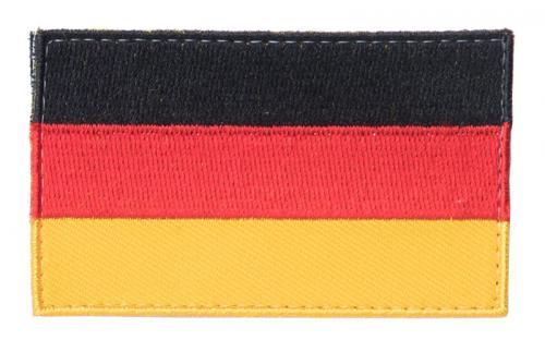 Särmä TST Germany flag patch, 77 x 47 mm