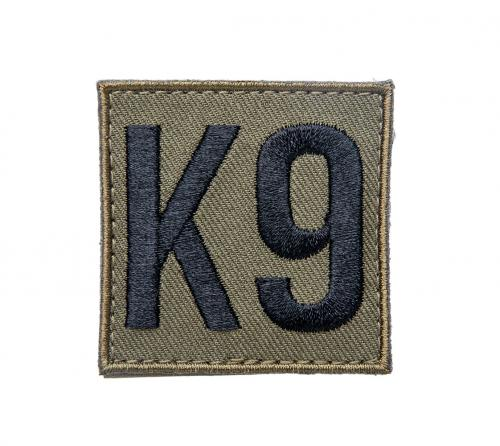 Särmä TST K9 Morale Patch