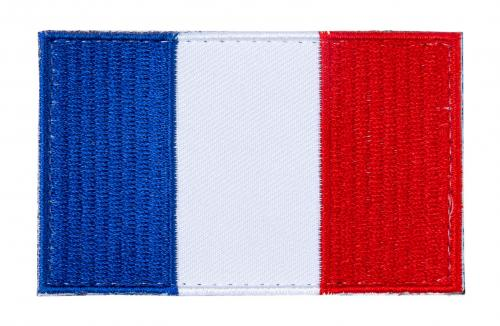 Särmä TST French Flag Patch, 77 x 47 mm