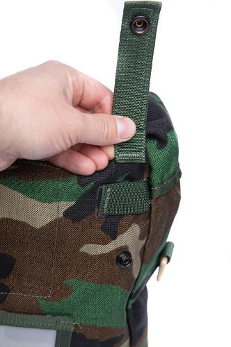 US MOLLE II Sustainment Pouch, surplus.