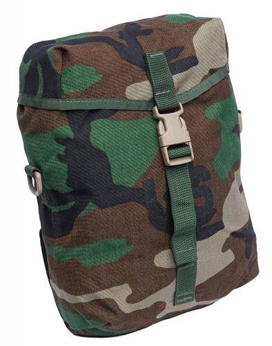 US MOLLE II Sustainment Pouch, surplus
