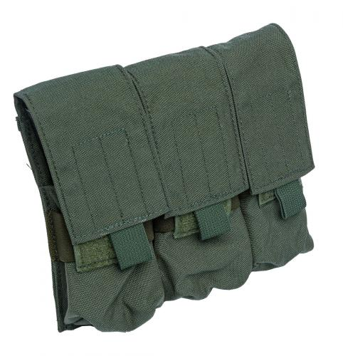 London Bridge Trading Triple M4 Ammo Pouch, surplus