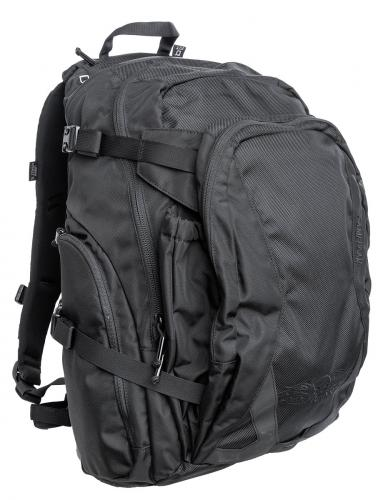 CamelBak Urban Assault Pack XL, Black, with 0,75 l Water Bottle, Surplus