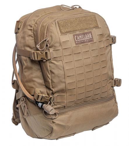 CamelBak Skirmish Mil-Spec Antidote Hydration Backpack, Coyote Brown, surplus