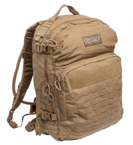 CamelBak Motherlode Mil-Spec Antidote Long Hydration Backpack, Coyote Brown, surplus