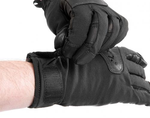 Outdoor Research Stormfighter Sensor Gloves, black, surplus.