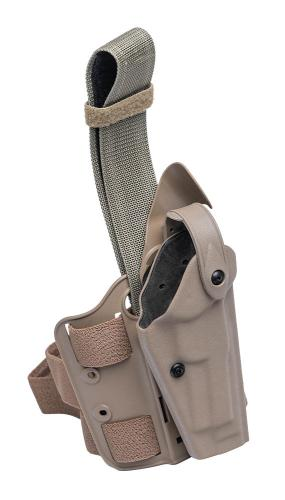Safariland 6004 SLS Tactical Holster, Beretta 92, Coyote Brown, surplus