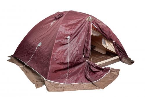 French 3-person Alpine Dome Tent, Surplus