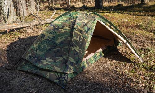 Eureka TCOP, One-Man Tent, Woodland, unissued, surplus