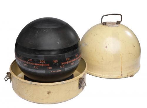 Soviet Gyroscope in Metal Case, surplus
