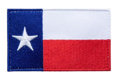 Särmä TST Texas Flag Patch, 77 x 47 mm,