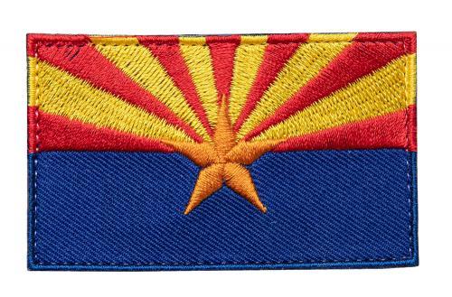 Särmä TST Arizona Flag Patch, 77 x 47 mm,