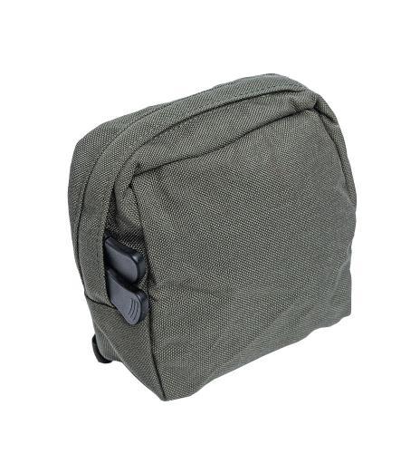 Paraclete General Purpose Pouch, Small, Smoke Green, Surplus