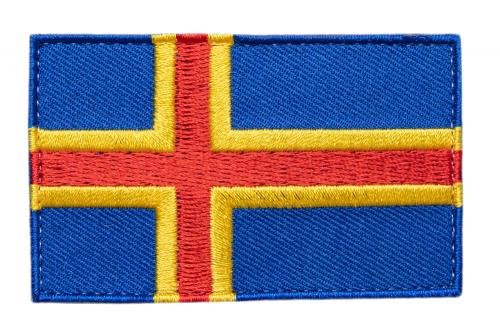 Särmä TST Åland Flag Patch, 77 x 47 mm