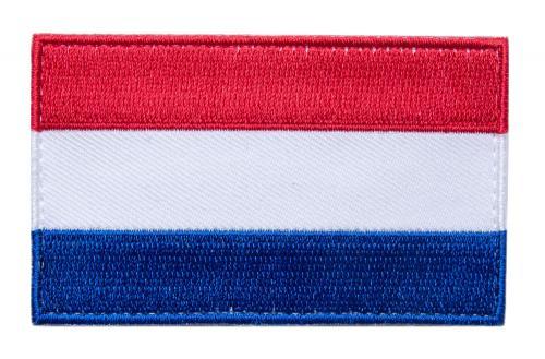 Särmä TST Dutch Flag Patch, 77 x 47 mm