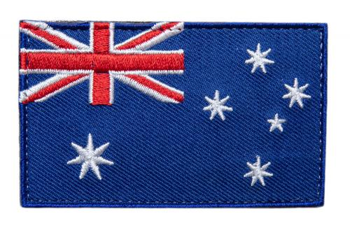 Särmä TST Australian Flag Patch, 77 x 47 mm
