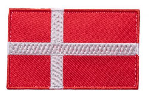 Särmä TST Danish Flag Patch, 77 x 47 mm