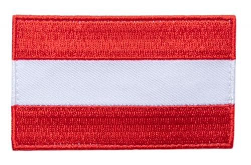 Särmä TST Austrian Flag Patch, 77 x 47 mm