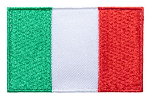Särmä TST Italian Flag Patch, 77 x 47 mm
