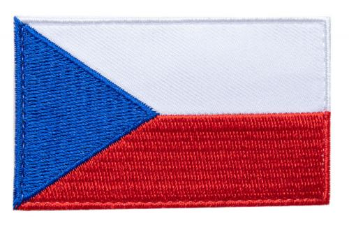 Särmä TST Czech Flag Patch, 77 x 47 mm