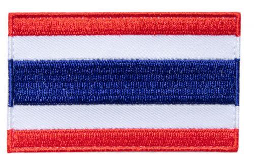 Särmä TST Thai Flag Patch, 77 x 47 mm