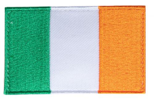 Särmä TST Irish Flag Patch, 77 x 47 mm