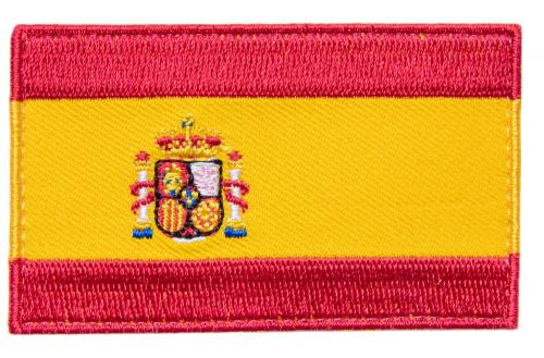 Särmä TST Spanish Flag Patch, 77 x 47 mm