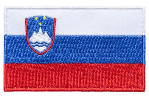 Särmä TST Slovene Flag Patch, 77 x 47 mm