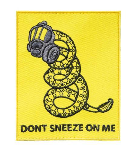 Särmä TST Don't Sneeze on Me Morale Patch