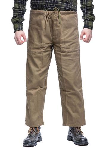 Czechoslovakian Worker Trousers, surplus