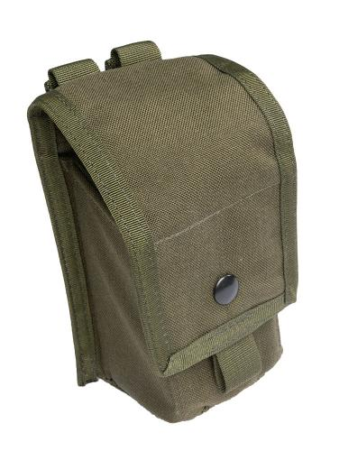 Blackhawk Double G36 Mag Pouch, green, surplus