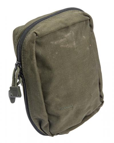 Blackhawk Medical Pouch, green, surplus, used