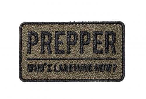 Särmä TST Prepper Morale Patch