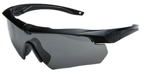 ESS Crossbow One Ballistic Glasses with Grey Lenses, surplus