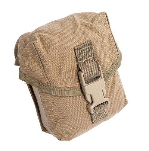 US MOLLE IFAK pouch / 100 Round Utility Pouch, Coyote Brown, surplus
