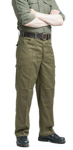 Czech M85 Cargo Pants, Olive Drab, Surplus