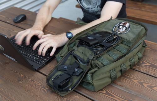 Combat Backpacks in Civilian Life