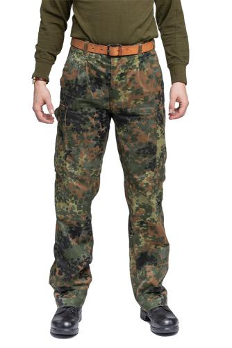 BW Cargo Pants, Flecktarn, surplus
