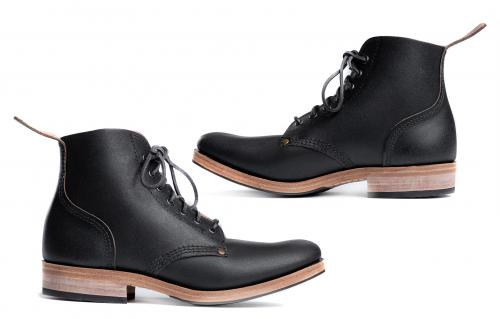 William Lennon B5 Ankle Boots.