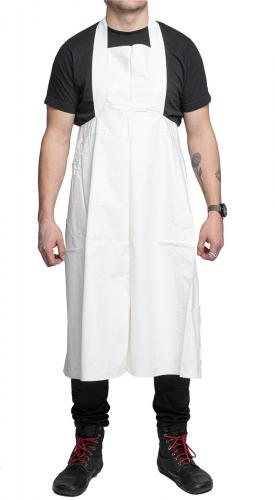 BW Hospital Bib Apron, Surplus