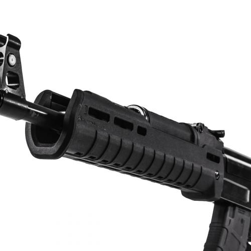 Magpul Zhukov Hand Guard, AK47/AK74. Extended length for modern positioning of the support hand.