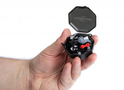 SureFire EarPro EP4 Sonic Defenders Plus Ear Plugs.