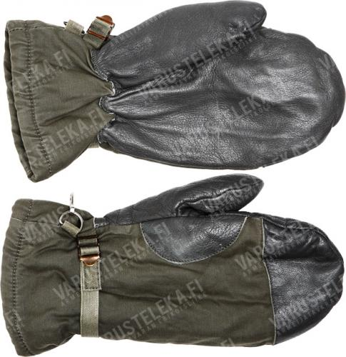 BW mittens, olive drab, surplus