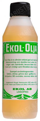 Ekol Leather Oil, 0.25l