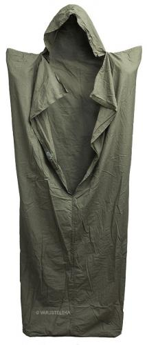 British sleeping bag liner, surplus