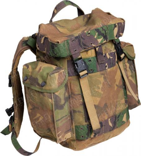 Dutch day pack, 35 l, DPM, surplus