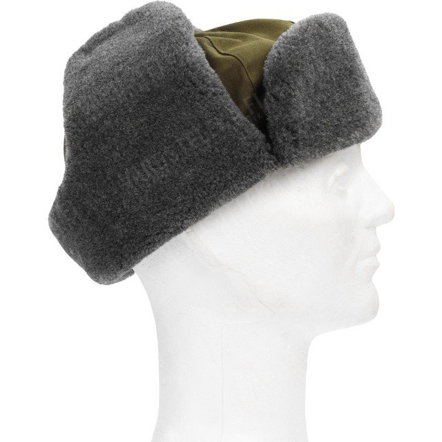 1944c13534cfbd Czechoslovakian M85 fur hat, surplus - Varusteleka.com