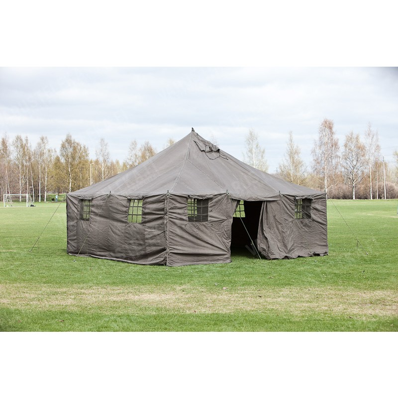 Large tent 480 x 480 x 320 cm with accessories  sc 1 st  Varusteleka.com & Mil-Tec three person tunnel tent olive drab - Varusteleka.com