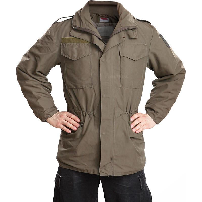 Austrian field jacket w. membrane a31b77570cc