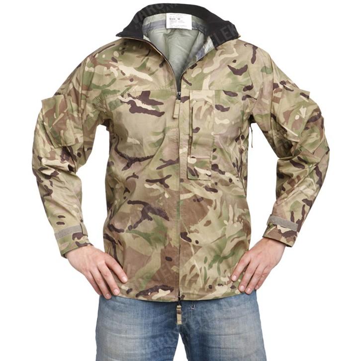 aad1a5543b795 British MVP rain jacket, MTP, surplus - Varusteleka.com